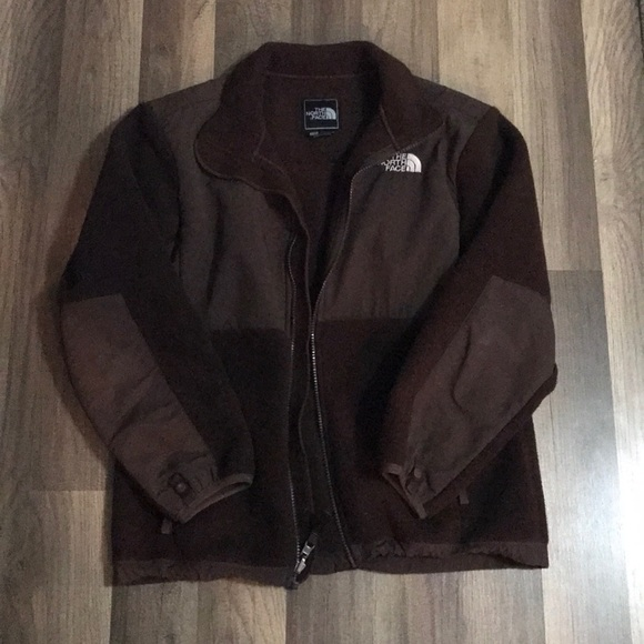 d41ac8bec CHOCOLATE BROWN NORTH FACE DENALI JACKET